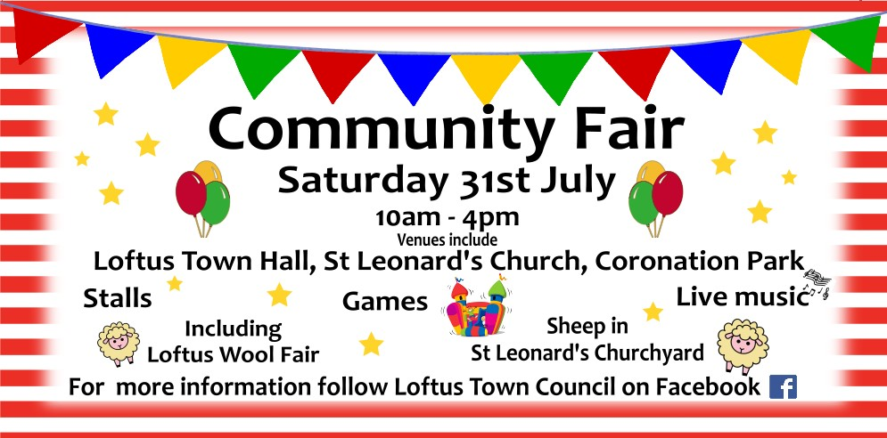Loftus Community Fair