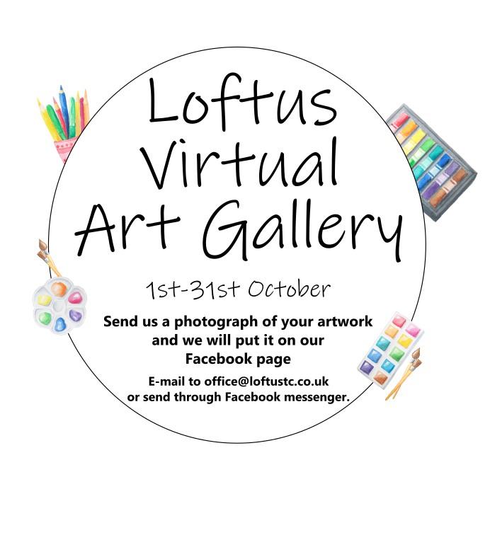 Loftus Virtual Art Gallery